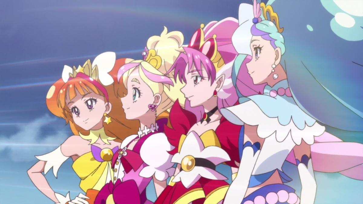 Go! Princess Precure - Opening & Endings [BD / No Credits]